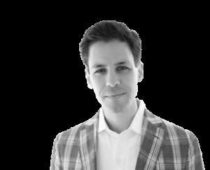 headshot of Adam Lowrance, PhD