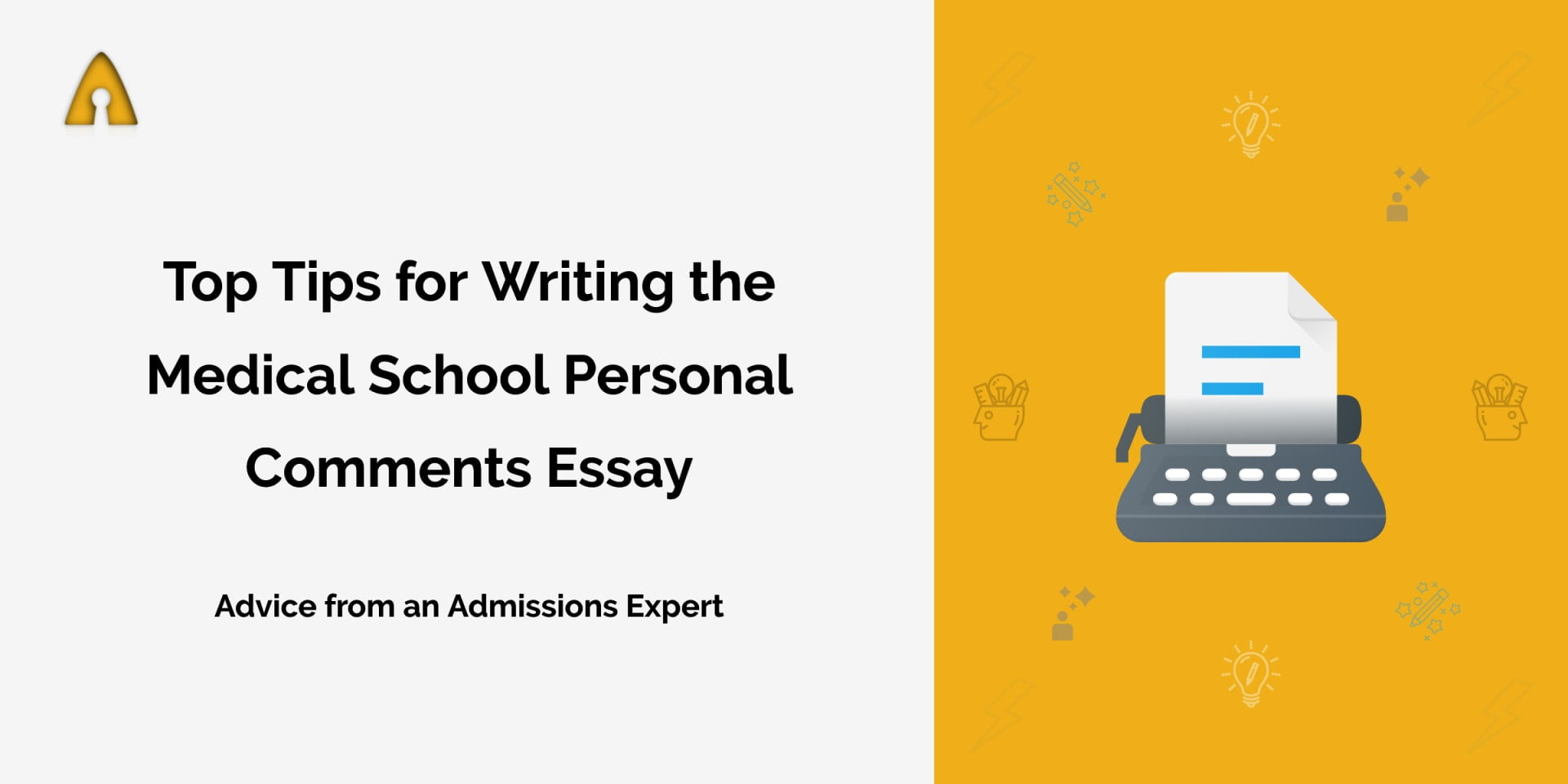 personal comments essay feature image