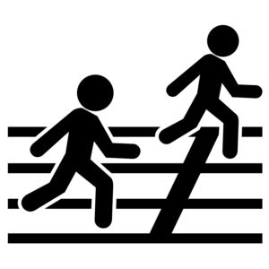 icon of runners