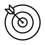 icon of a bullseye