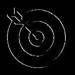 icon of a bullseye