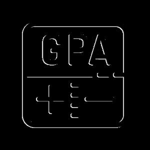 icon of a GPA calculator